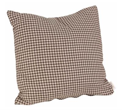 ARTWOOD CUSHION HIGHLAND BROWN SQ A7063