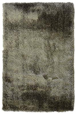 BOSTON 2300 X 1600 SHAGGY FLOOR RUG  COFFEE R7978