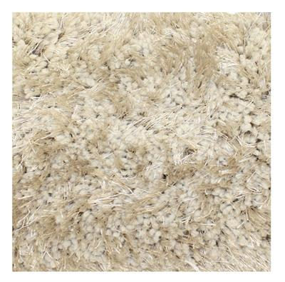 BOSTON 2300 X 1600 SHAG FLOOR RUG - STONE R-7915