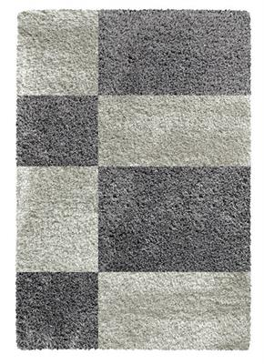 CAPELLA FLOOR RUG 2300 X 1600 GREY/PEWTER - 72016