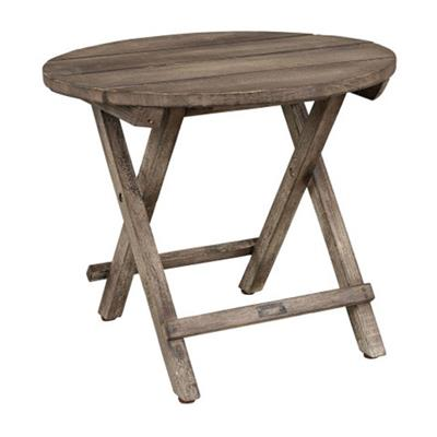 Artwood Vintage Outdoor Side Table (Round)
