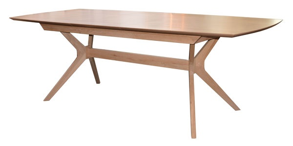 Fjord Extension Dining Table Da Lewis