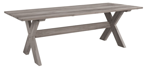 Artwood Cross Dining Table