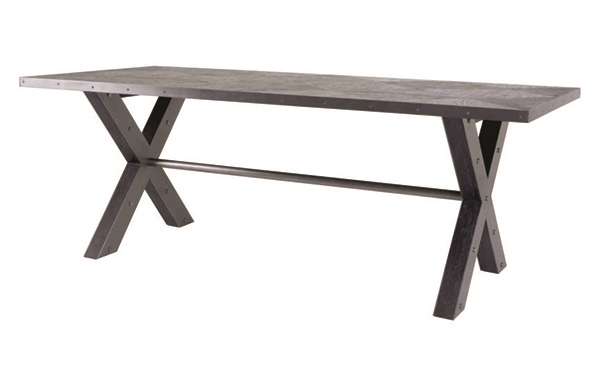 STANFORD CROSS DINING TABLE