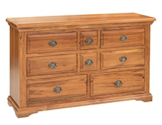 River Crossing 8 Drawer Chest