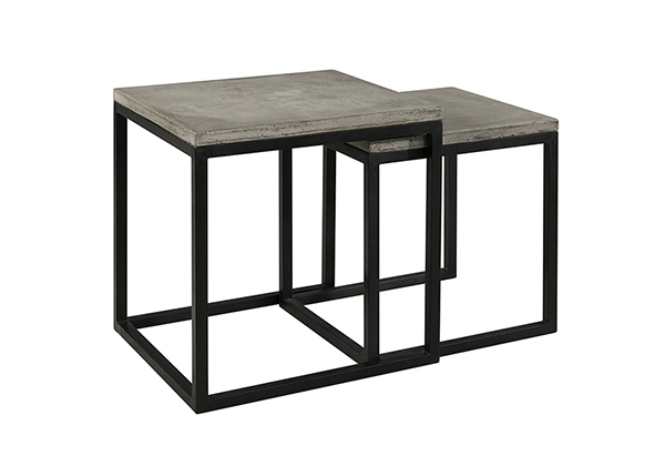 Artwood Anson Outdoor Nested Side Table
