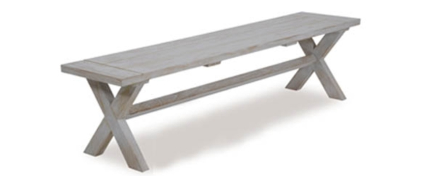 Bali Outdoor Bench Seat